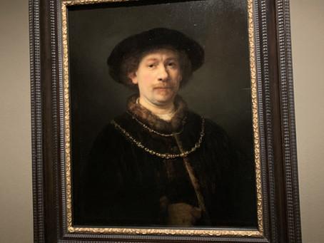 Exposition Rembrandt et le portrait à Amsterdam au musée Thyssen