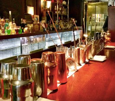 Où boire un bon cocktail à Madrid? Le Dry Martini bar