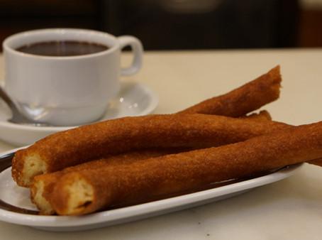 Où manger le fameux chocolate con churros à Madrid?