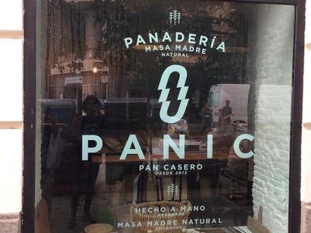 L'excellente boulangerie Panic