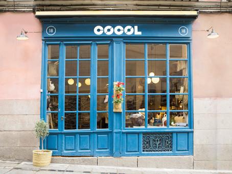 Cocol, une ravissante boutique dans le quartier de la Latina