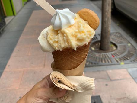 Où trouver les meilleures glaces à Madrid?
