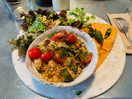Un restaurant healthy et délicieux à Madrid? Olivia te cuida