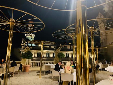 Une soirée inoubliable à Madrid? A Paco Roncero Restaurante