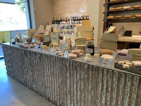 Un nouveau délicieux fromager à Madrid? Formaje