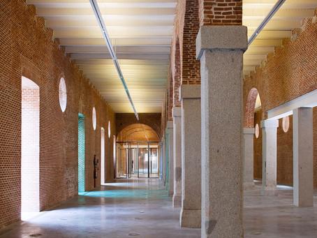 L'espace culturel Conde Duque: une très belle réussite