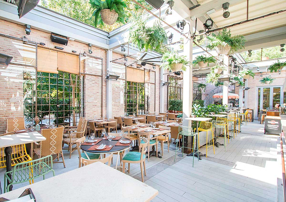 la galeria restaurant el retiro blog uneparisienneamadrid.com