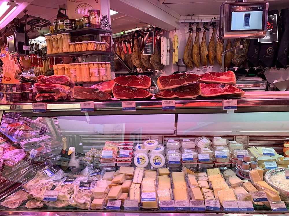 El Mercado de la Paz. blog uneparisienneamadrid.com
