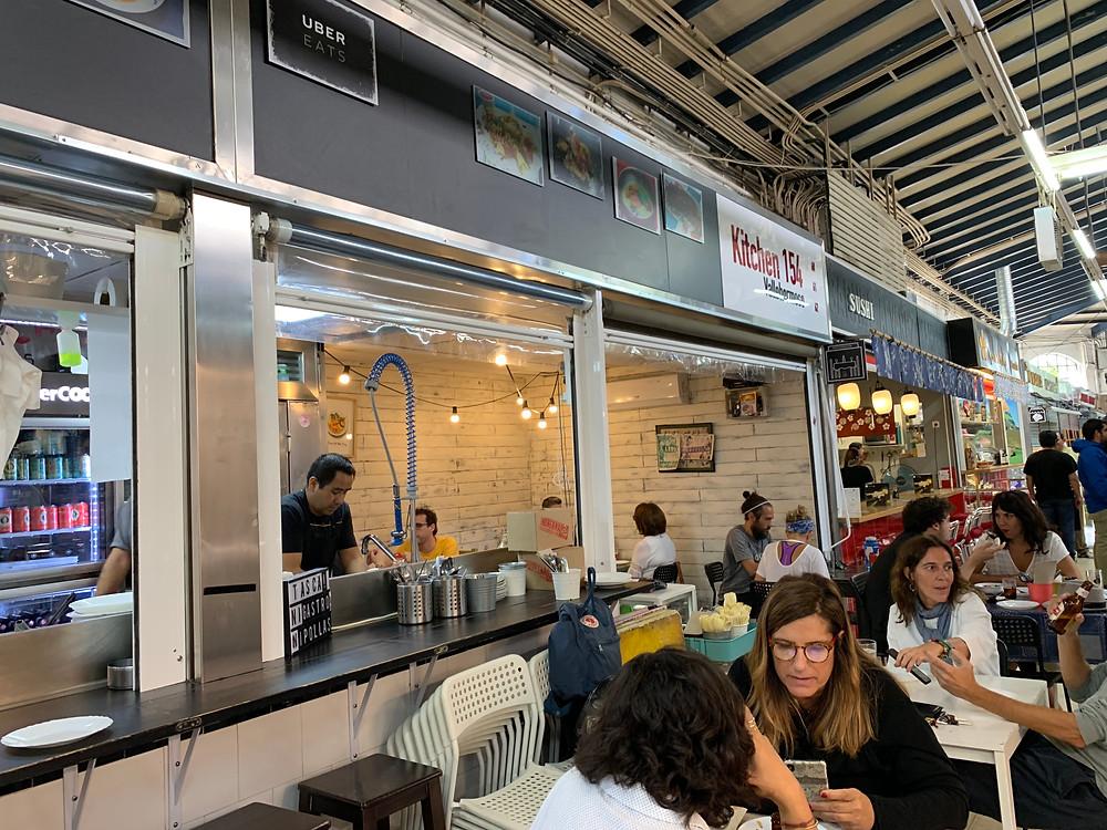 kitchen 154. blog uneparisienneamadrid.com
