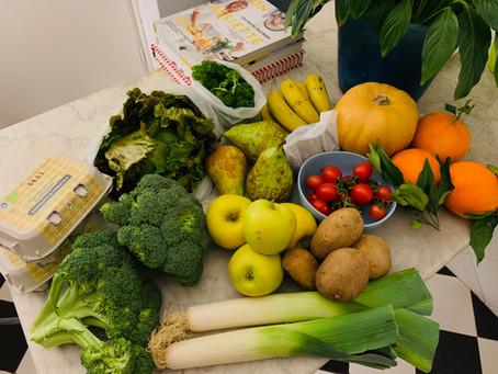 Des fruits et légumes bios et délicieux livrés à domicile à Madrid? Disfruta et Verdura!