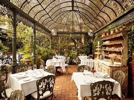 Restaurant Numa Pompilio, un voyage dans le temps