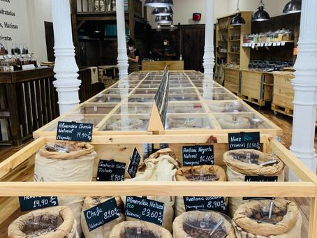 Un magasin de produits naturels en vrac à Madrid? Casa Terra