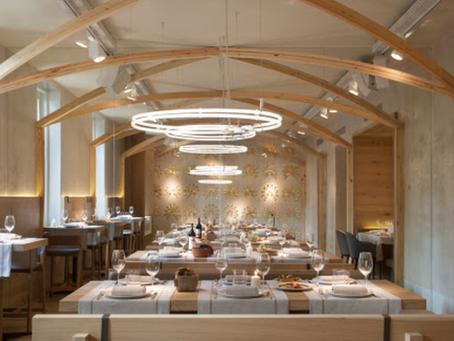 Un restaurant parfait pour une soirée romantique à Madrid? La Bien Aparecida