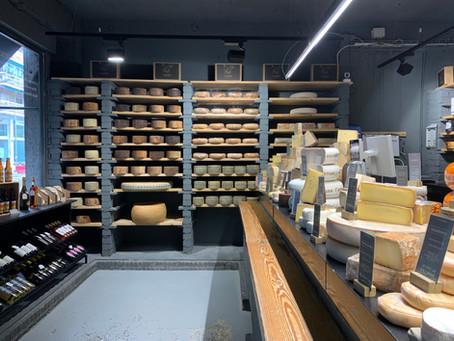 Un très bon fromager à Madrid ? Quesería Cultivo