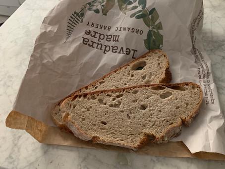 Une bonne boulangerie à Madrid? Levadura Madre