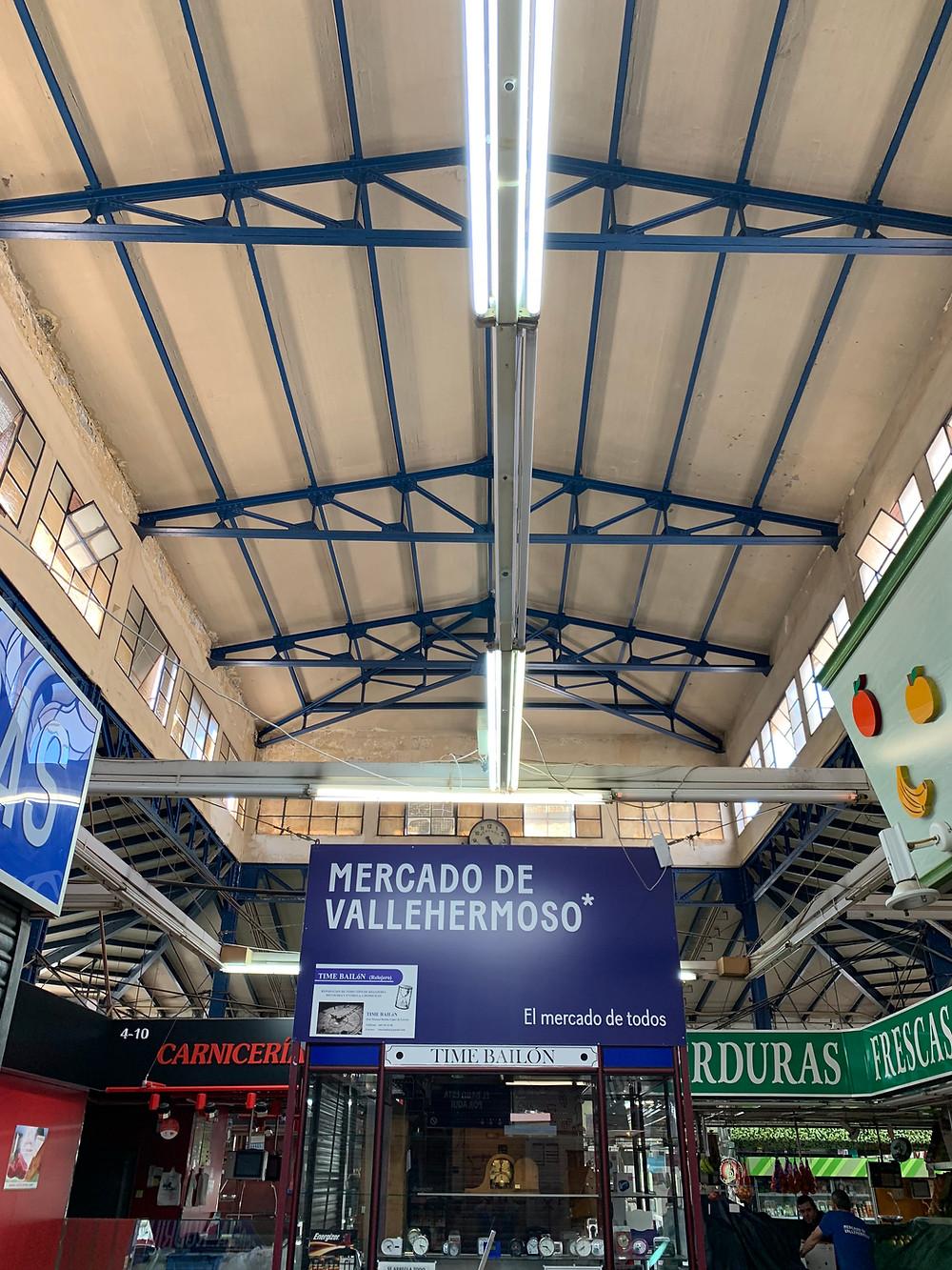 mercado vallehermoso. blog uneparisienneamadrid.com