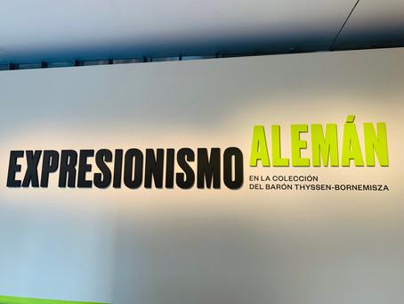 """L'exposition """"Les expressionnistes allemands"""" au musée Thyssen"""