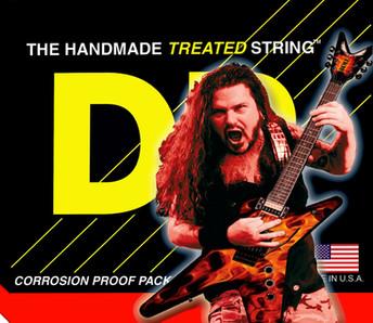 Hi-Voltage™ Dimebag Darrell Signature Guitar Sets Featured on Select Dean Guitar Models