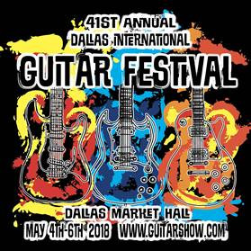 41ST ANNUAL DALLAS INTERNATIONAL GUITAR FESTIVAL