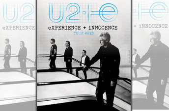 WIN TICKETS TO U2 EXPERIENCE + INNOCENCE 2018 TOUR!