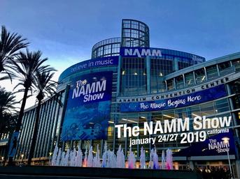 2019 WINTER NAMM SHOW