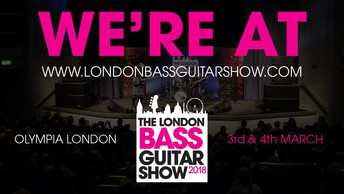LONDON BASS GUITAR SHOW