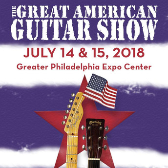 THE GREAT AMERICAN GUITAR SHOW