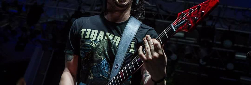 AARON HOMMA - ANNIHILATOR AND KILLITOROUS