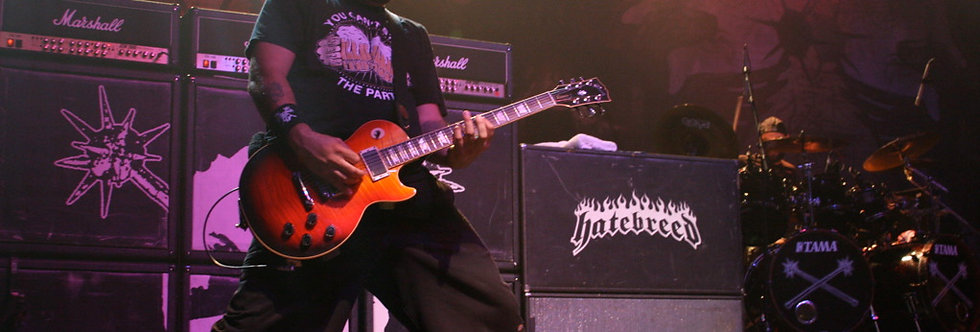 FRANK NOVASIC - HATEBREED