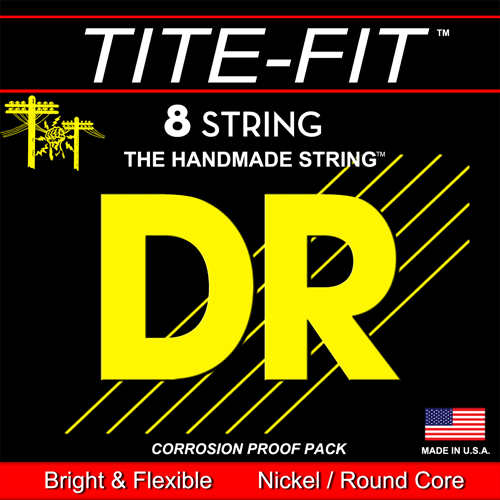 TITE-FIT 8-STRING