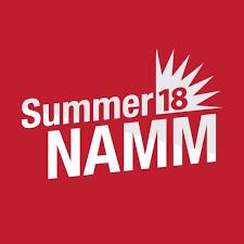 2018 SUMMER NAMM SHOW