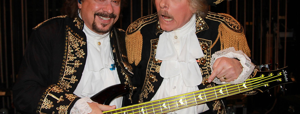 RON FOOS - PAUL REVERE AND THE RAIDERS