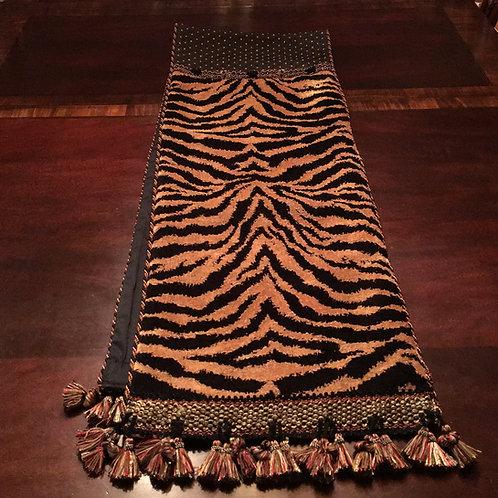 Brown Black Tiger