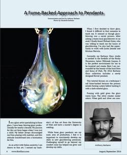 Glass Line Magazine