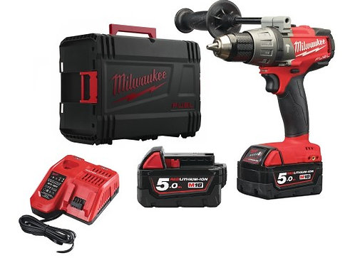 MILWAUKEE BRUSHLESS PERCUSSION COMBI DRILL