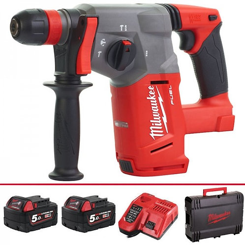 MILWAUKEE BRUSHLESS SDS+ HAMMER DRILL (M18CHX-502X)