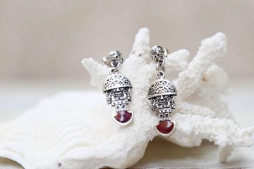 Violet Tumi Earrings