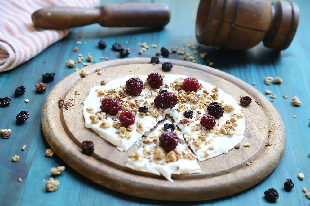 Breakfast Pizza - Photography by Oded Houbara