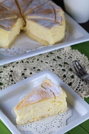 מתכון עוגת גבינה חלומית