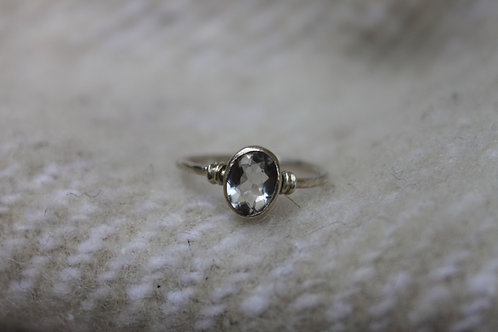SHINE-BRIGHT-LIKE-A WHITE TOPAZ*