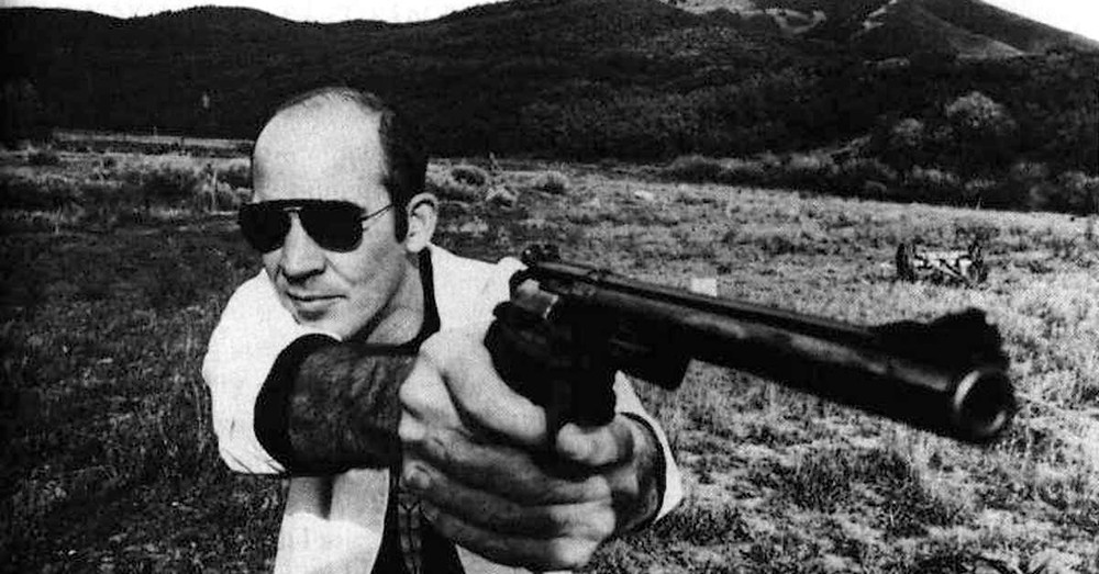 Hunter S. Thompson on Endless Trip blog