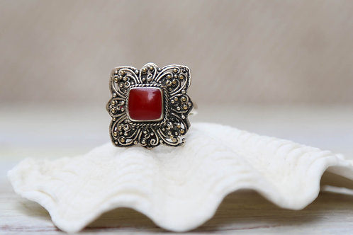 SQUARE-TRIBE Ring