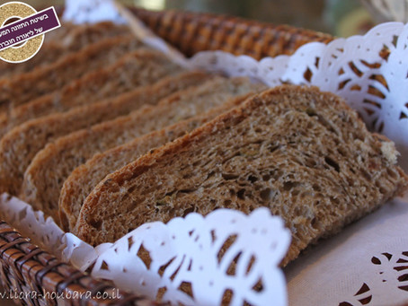 WHOLE-GRAINS SPELT BREAD