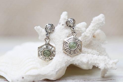 Serpentine Gypsy Earrings