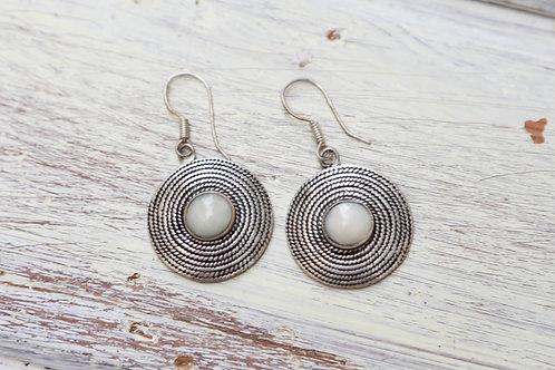 WHITE-TRIBE Earrings