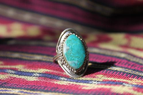 SACRED VALLEY ELLIPSE Ring