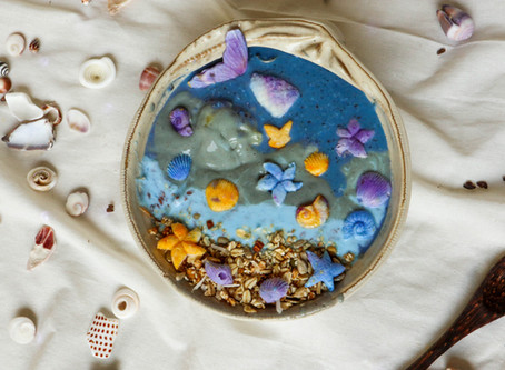 Ocean Smoothie Bowl