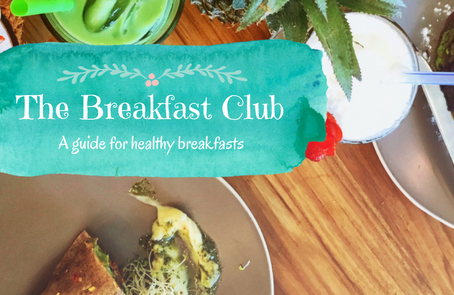 The Breakfast Club - 15 healthy breakfast recipes and tips for going Back to School