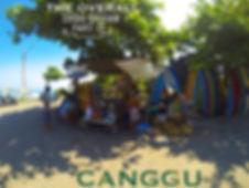 CANGGU OFF THE BEATEN TRACK