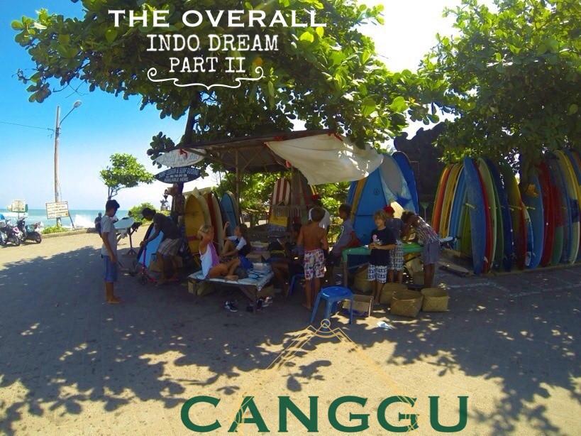 Canggu Travel Guid off the beaten track